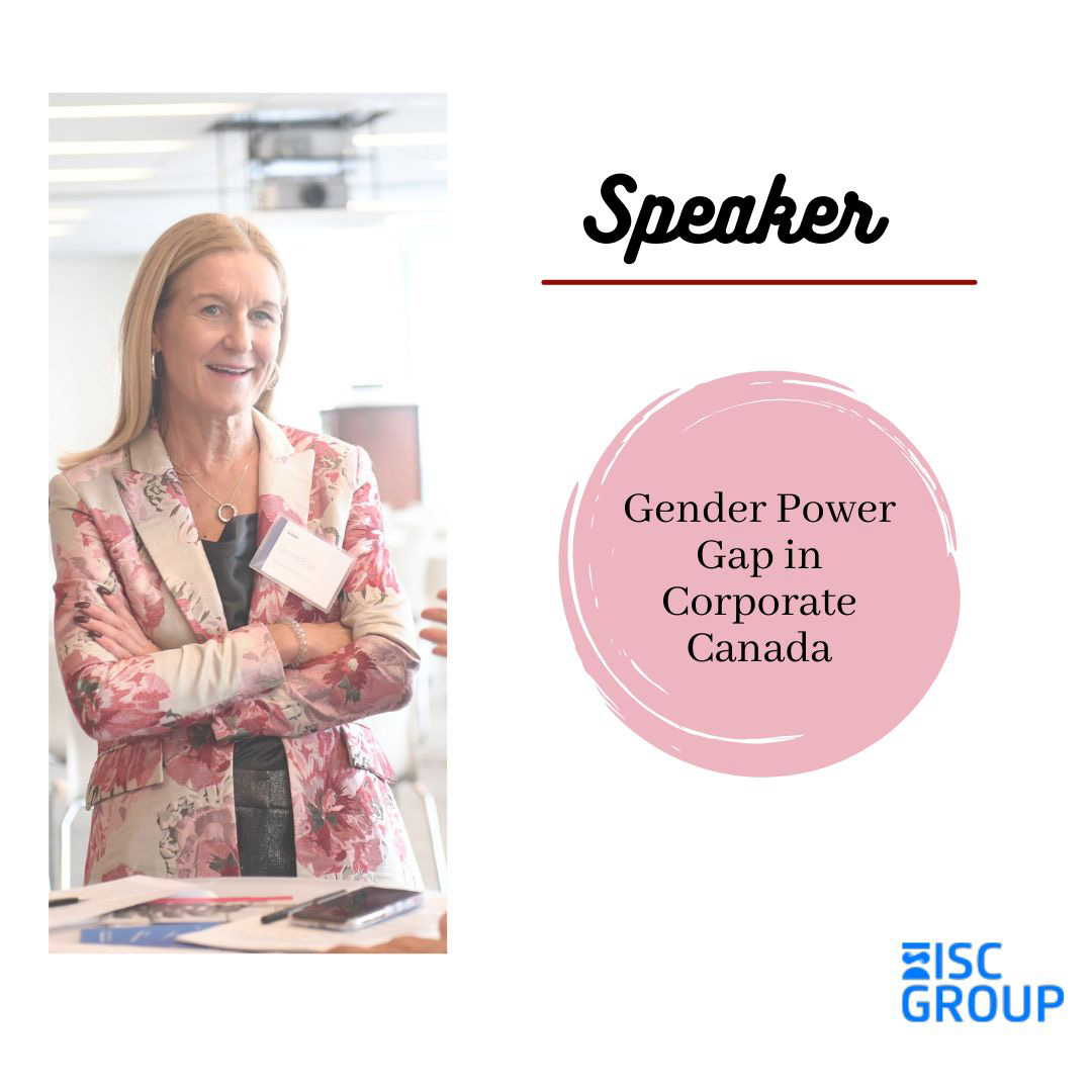Gender Power Gap in Corporate Canada