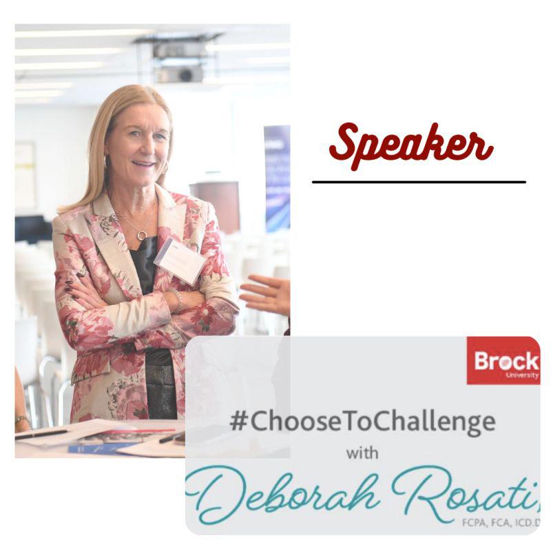 Brock #ChooseToChallenge